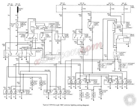 ignition wiring diagram falcon get free image about