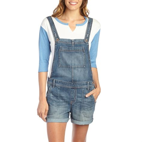 Overall Tunik level 99 relaxed overall shorts s evo