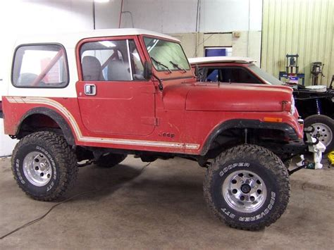 Signal L Jeep Ms 268 the car i bought with my s help a 4 speed 1983 jeep cj 7 i wish i had been