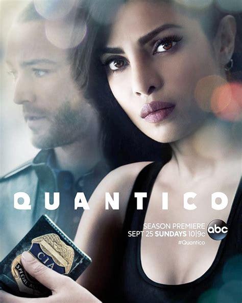 film quantico first look priyanka chopra in quantico season 2 rediff