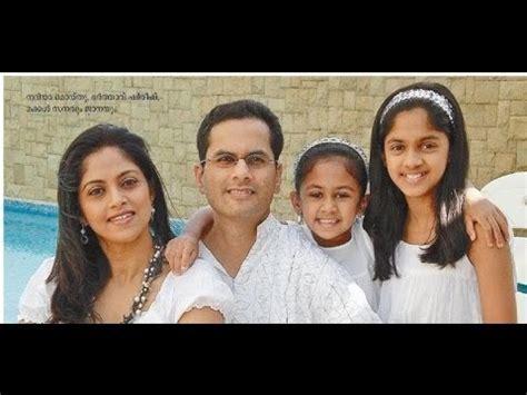 tamil film actress family tamil actress nadhiya family photos youtube