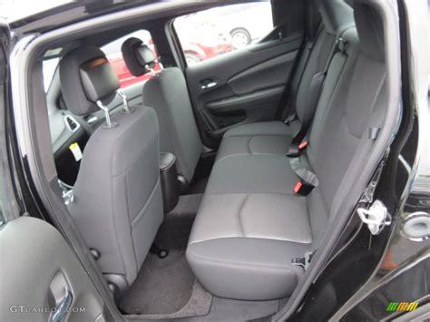 Interior Be by Black Interior 2013 Dodge Avenger Se Photo 70186811
