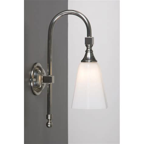 Classic Bathroom Wall Lights by Bath Classic Traditional Ip44 Satin Nickel Bathroom Wall Light