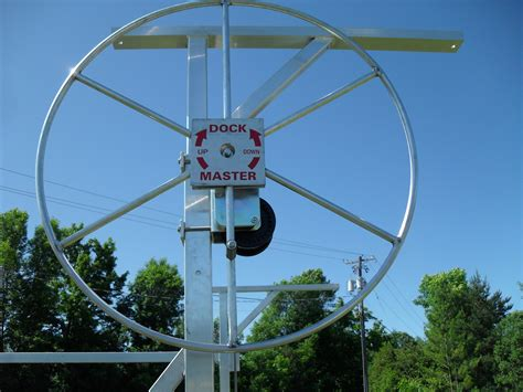 boat winch wheel boat lifts dockmaster