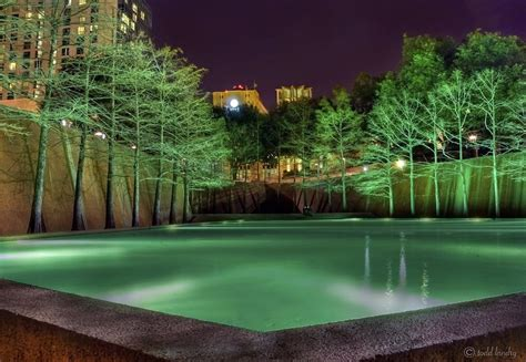 fort worth water gardens hdr creme