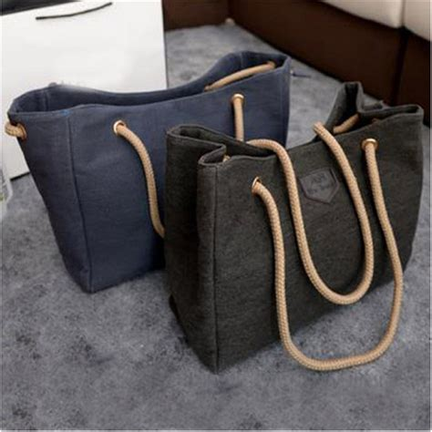 Trendy Large Bags Sure But Is Back In Me Stace messenger canvas tote bag fashion