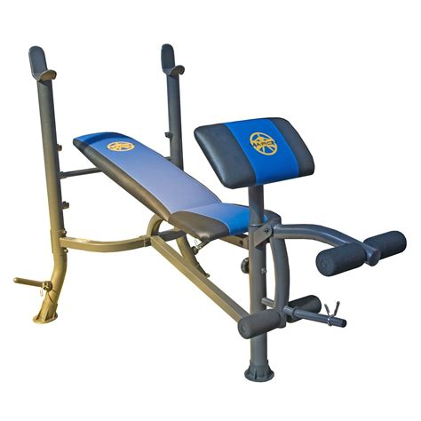 marcy bench marcy wm367 weight bench ebay
