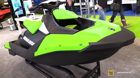 sea doo jet boats 2017 2017 sea doo spark jet ski walkaround 2017 montreal