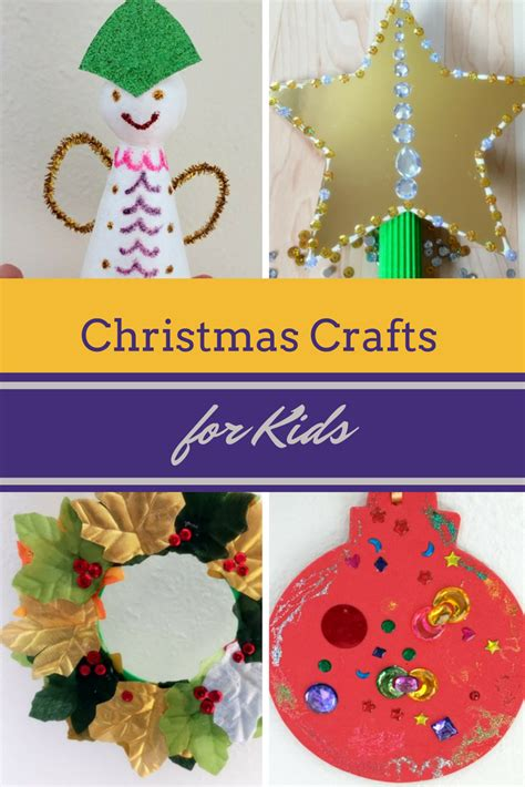 rambling through parenthood christmas crafts for kids