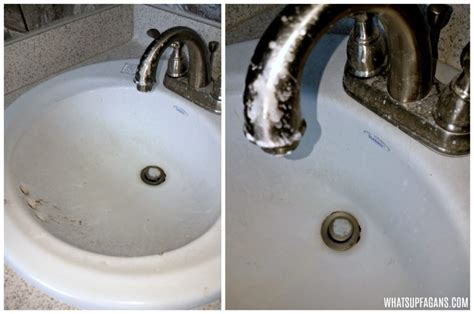 best way to clean porcelain sink the easiest and best way to clean a porcelain sink