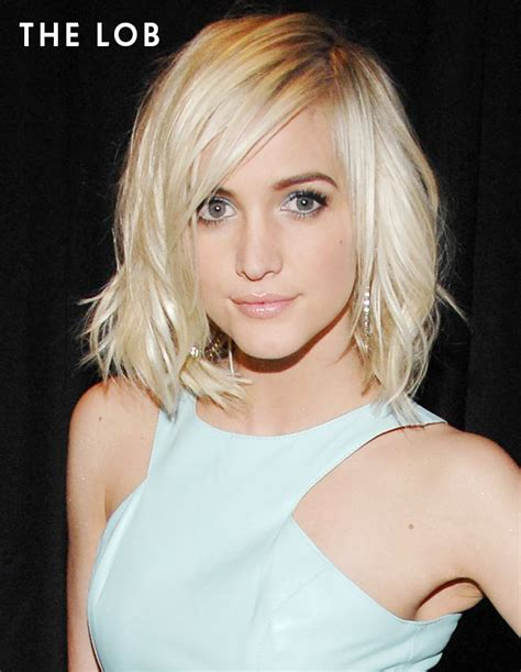 lob hairstyle for fine hair short hairstyles for oblong shape faces short hairstyle 2013