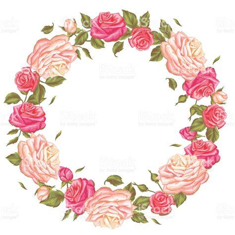 imagenes de rosas vintage vintage marco con rosas retro decorativa flores imagen