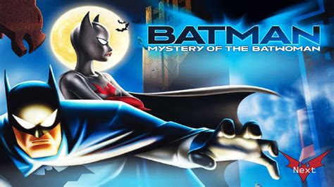 the mystery of batman mystery of the batwoman
