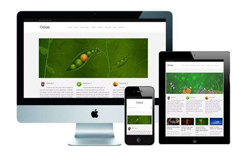 wordpress theme orion free 28 free responsive wordpress themes designbeep