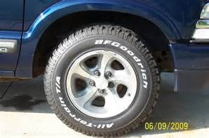 s10 tire size chevy truck forum gm truck club