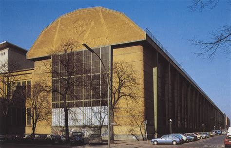 Behrens Berlin by Behrens Aeg Turbine Factory Berlin Germany 1908