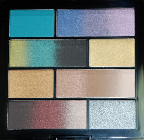 Sephora 5 Eyeshadow Palette sephora collection ombr 233 obsession eyeshadow palette
