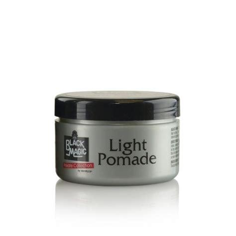 Pomade Murray Black black magic light hair pomade