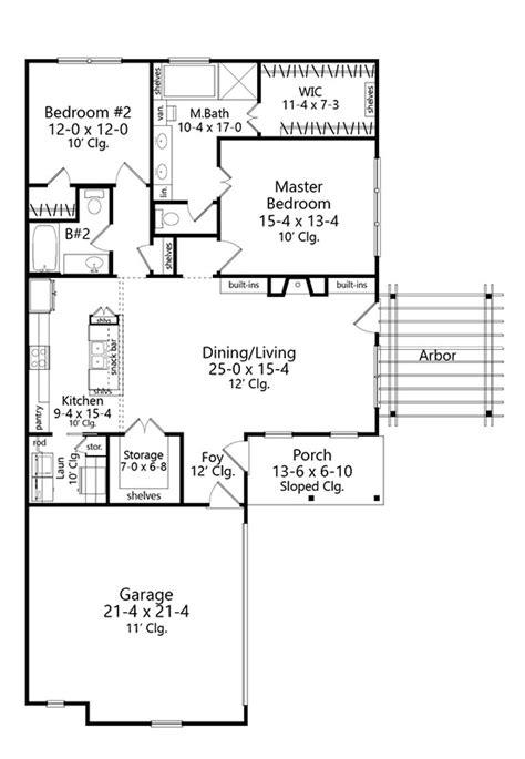 bhg floor plans featured house plan bhg 9631