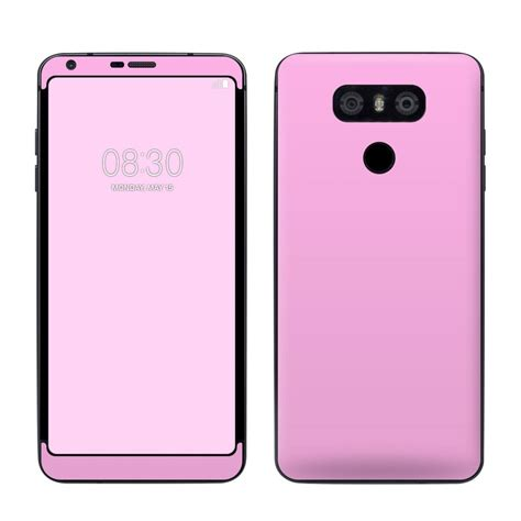 Casing Lg G6 Cat Pink Custom lg g6 skin solid state pink by solid colors decalgirl