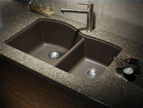 granite composite kitchen sinks pros and cons of granite sinks tilestores net