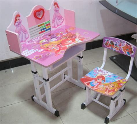 toddler study table and chair adjustable height children desk and chair study table