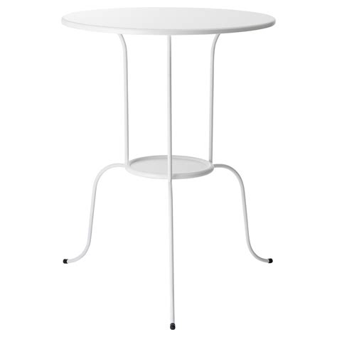 ikea white table lindved side table white 50x68 cm ikea
