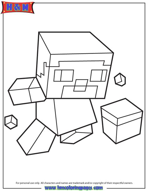 minecraft bunny coloring page cute easter bunny colouring 2016 coloring pages
