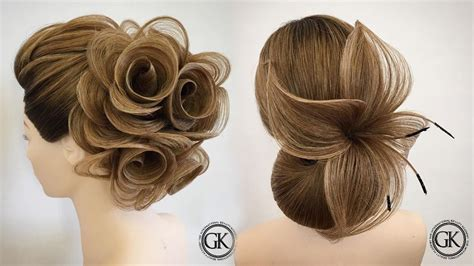 hair style up in one top 10 amazing hair transformations beautiful hairstyles