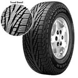 Walmart Car Tires Cost Goodyear Fortera Tripletred Tire P265 70r16 Walmart