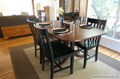 restoring dining room table how to refurbish dining room table most widely used home