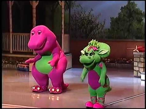 barney colorful world barney s colourful world live uk version 2004