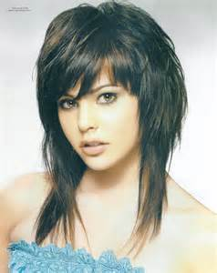 shag hairstyle pictures with v back cut textured shag cut hair hair care hair hints and tips