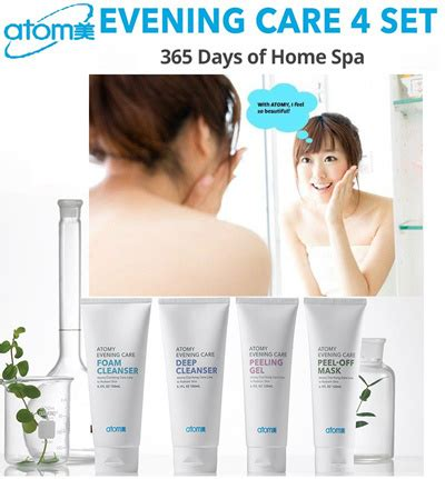 Foam Cleanser Atomy Korea qoo10 new korea atomy evening care foam cleanser