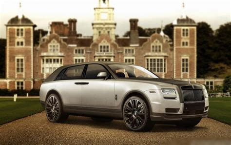 roll royce 2017 2017 rolls royce suv will be the most luxurious 4x4