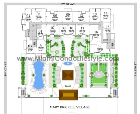 Dm Kitchen Design Nightmare Floor Plans Brickell Flatiron Miami News Brickell Flatiron Condo Downtown Miami Sls Brickell