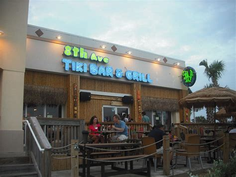 Tiki Bar Sc Best In Myrtle Sc Photos Vacation