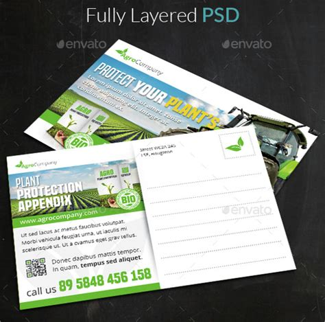 photoshop postcard template 22 free psd vector eps ai