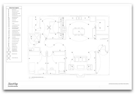 sketchup layout invalid string lighting plan template and instructions sketchup for