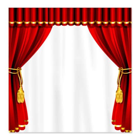 amazoncom  theater shower curtain  cafepress