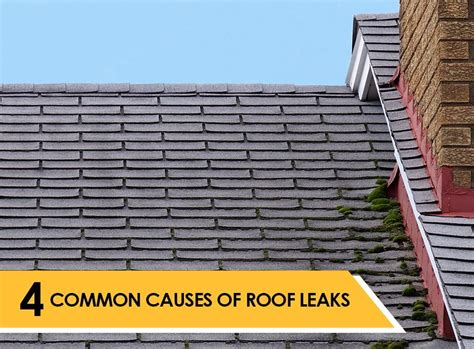 top 28 common roof leak causes common roof leak causes free firstaid for roof leaks with