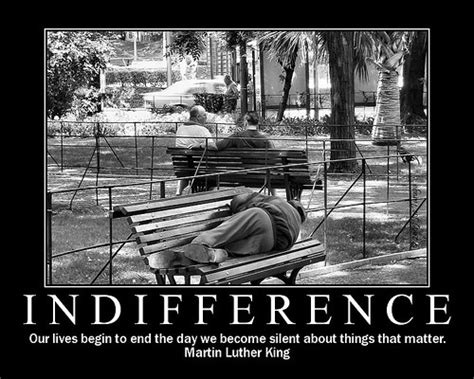 indifference quotes sayings indifference picture quotes
