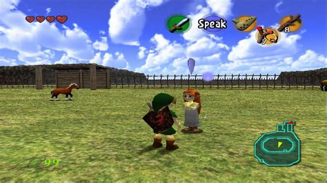 Link Time Fabsugar Want Need 64 by Oot High Resolution Textures 1080p