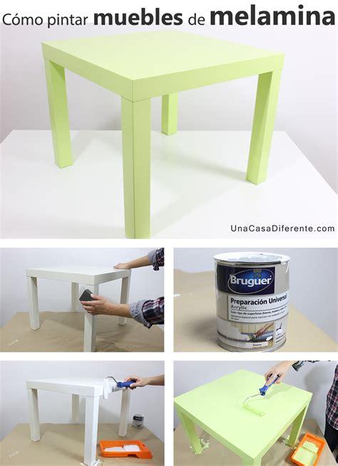 pintar muebles c 243 mo pintar muebles de melamina una casa diferente