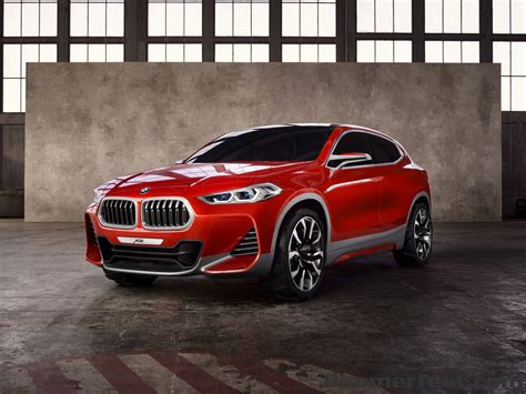 bmw concept bmw unveils the x2 concept at bmw at bimmerfest com