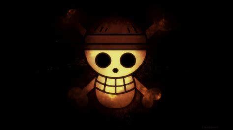 Luffy Pirate one luffys pirate crew skull symbol one