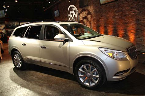 2015 buick enclave upgrades 2015 buick enclave release