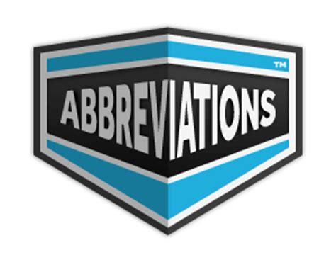 academic science abbreviations