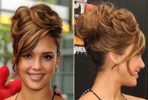 get hollywood celebrity hairstyles at home new year eve updo hairstyles 2017 celebrity hairstyles
