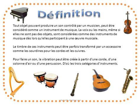 musique de chambre d馭inition les instruments de musique ppt t 233 l 233 charger